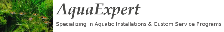 AquaExpert, Specializing in Aquatic Installations and Custom Service Programs in Montreal Montréal